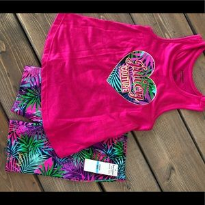 Adorable (brand new) Juicy Couture 2 piece set!